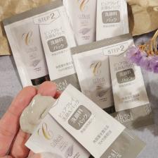 株式会社ビューティ・ミッションの取り扱い商品「ピュアクレイ 洗顔&パック サンプル(朝・晩使用2日分))」の画像
