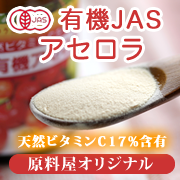 アセロラ 通販 無添加 抗酸 しみ シミ 対策