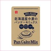 共立食品株式会社の取り扱い商品「【北海道産小麦のパンケーキミックス】」の画像