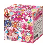 共立食品株式会社の取り扱い商品「プリキュアおうちパティシエ ショートケーキセット」の画像