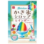共立食品株式会社の取り扱い商品「レインボーかき氷シロップ」の画像