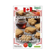 共立食品株式会社の取り扱い商品「メープルバターサンドクッキーセット」の画像