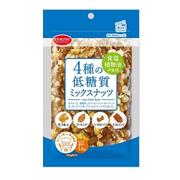 共立食品株式会社の取り扱い商品「【4種の低糖質ミックスナッツ チャック付】」の画像