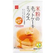 共立食品株式会社の取り扱い商品「米粉のホットケーキミックス」の画像