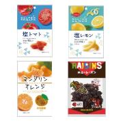 共立食品株式会社の取り扱い商品「共立食品の新商品を含むドライフルーツ詰め合わせ」の画像