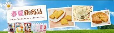 【共立食品】2011春夏新商品