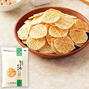 株式会社もち吉の取り扱い商品「うす焼サラダ」の画像