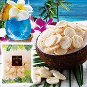 株式会社もち吉の取り扱い商品「ココナッツ煎」の画像