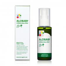 株式会社N&O Lifeの取り扱い商品「ALOBABY UV&アウトドアミスト」の画像