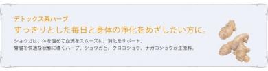 冷え性対策にバッチリ★生姜を使ったハーブサプリ!  特別キャンペーン実施中!!