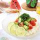 ル・ノーブル◆冷菜、サラダ、パスタに…湧き上がる泡のように輝く涼しげな器モニター