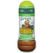 株式会社ピエトロの取り扱い商品「ピエトロドレッシング グリーン 和風しょうゆ」の画像