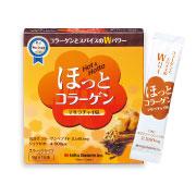 株式会社ニッタバイオラボの取り扱い商品「ほっとコラーゲン〈マサラチャイ味〉1箱15本入」の画像
