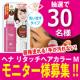 イベント「「ヘナ リタッチヘアカラーM」モニターブロガー様30名大募集!!」の画像