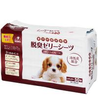 株式会社コジマの取り扱い商品「脱臭ゼリーシーツ ハイグレード レギュラーサイズ 6枚」の画像