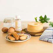 築野食品工業株式会社の取り扱い商品「こめ油と米粉のグルテンフリースイーツ「come×come」」の画像