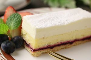 【初登場】札幌パークホテルWチーズケーキハスカップ詳細はこちら♪