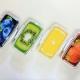 【元祖】ドーム型弁当箱開発メーカーがフルーツ柄でキレイめコーデを演出、【2秒】でサッと取り出せる箸・箸箱付き