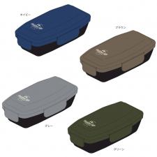 株式会社小森樹脂の取り扱い商品「4点ロックドームランチボックス」の画像