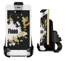 株式会社 D an (旧Y&K Japan)の取り扱い商品「Finon(フィノン)マルチスマートフォンホルダー 自転車・バイク専用」の画像