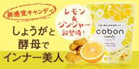 コーボンキャンディ(レモン&ジンジャー)