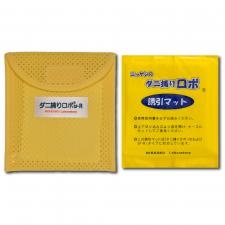 有限会社ティシビィジャパンの取り扱い商品「日革研究所 ダニ捕りロボ レギュラーサイズ 1個」の画像