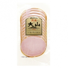 大山ハム株式会社の取り扱い商品「熟成ロースハム」の画像