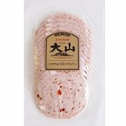 大山ハム株式会社の取り扱い商品「トマト&バジルソーセージ」の画像