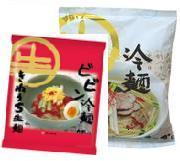 サンサス商事株式会社の取り扱い商品「きねうち麺 冷麺・ビビン冷麺 各1パック」の画像