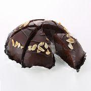 株式会社ビオクラ食養本社の取り扱い商品「マクロビオティックケーキ 4種のアーモンドクリームタルト(カットタイプ)」の画像