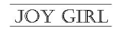 女磨きを決意した女性のためのトータルビューティーshop【JOY GIRL】
