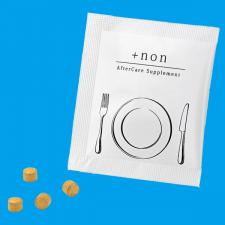 BIRAIの取り扱い商品「二日酔い対策用サプリメント「+non」」の画像