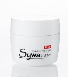 株式会社シーヴァの取り扱い商品「シュワトレーゼ 薬用リンクルホワイトゲル」の画像