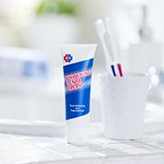 株式会社シーヴァの取り扱い商品「薬用ホワイトニング デンタクリーン」の画像
