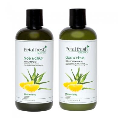 【Petal Fresh Organics】 セット ノーマル~ドライヘア