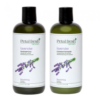 【Petal Fresh Organics】 セット ダメージを受けやすい髪用