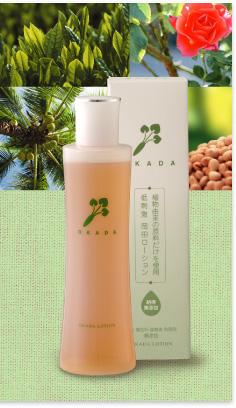 敏感肌の方に 【低刺激化粧水 部門1位】 無添加 植物由来100%岡田ローション