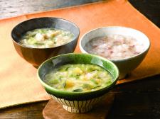 株式会社アイケイの取り扱い商品「美味しさを味わいながらカロリーコントロール!ローカロ雑炊!」の画像