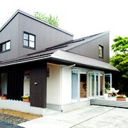 重量木骨の家