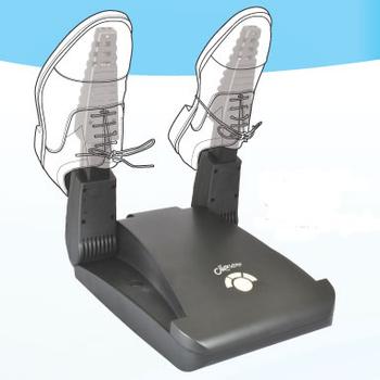 リフレッシューズなら靴の乾燥脱臭と足のニオイを原因菌を除菌