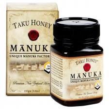 株式会社オセアニア・フォーカスの取り扱い商品「ニュージーランド・マヌカハニー Taku Honeyをプレゼント」の画像