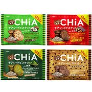 大塚食品株式会社の取り扱い商品「しぜん食感CHiA 4種アソート」の画像