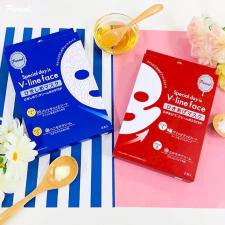 マルマンH&B株式会社の取り扱い商品「ひきあげマスク、ひきしめマスク」の画像