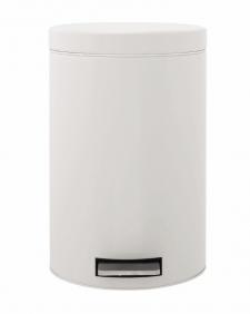 シイノ通商株式会社の取り扱い商品「ペダルビンクラシックタイプ12リットルホワイト」の画像