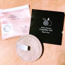 株式会社石原商店の取り扱い商品「クレンジングパフ」の画像