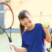 「5組10名様「親子で一緒に♪テニス無料体験」イトーヨーカドー大井町店」の画像、株式会社セブンカルチャーネットワークのモニター・サンプル企画