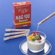「お肌のハリと潤いを保つ美容成分100%のNAG100スイート1箱を10名様に!!」の画像、有限会社中垣技術士事務所のモニター・サンプル企画