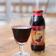 アロニア果汁は生サプリ!、ポリフェノールとアントシアニンをブルベリーの5倍含有