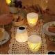 イベント「【ecolor】太陽光で点灯する「ソーラーキャンドルライト」モニター募集」の画像