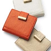 「【Kraso】軽さときらめき いいとこどり スリムな二つ折り財布・5名」の画像、株式会社フェリシモのモニター・サンプル企画